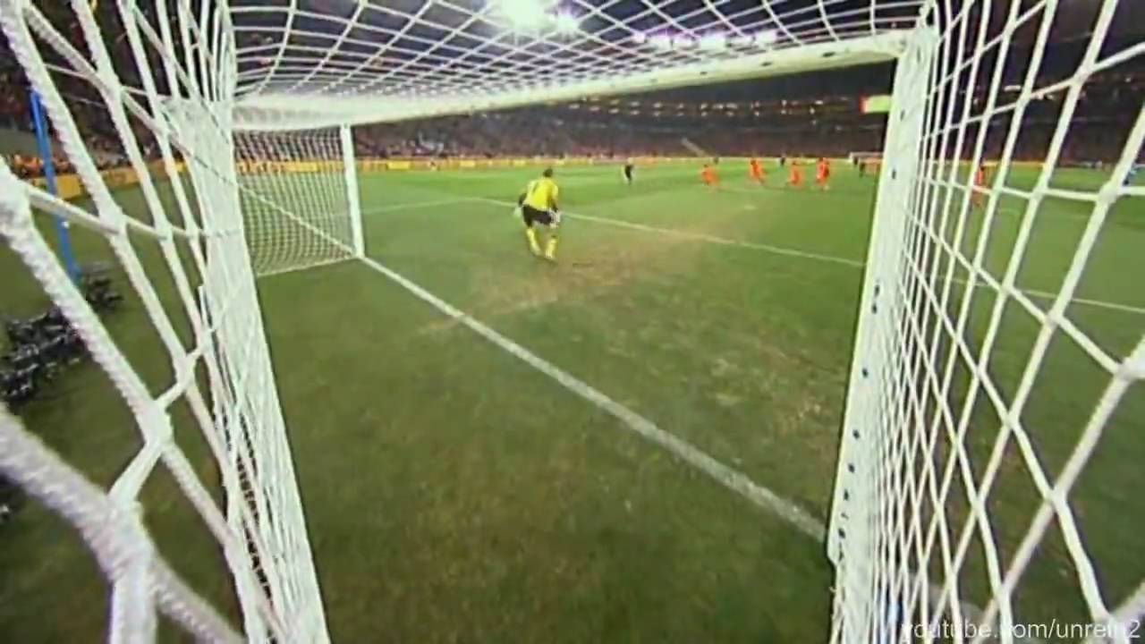 (720p) Spain's Winning Goal Against Holland World Cup 2010! (Andres Iniesta)