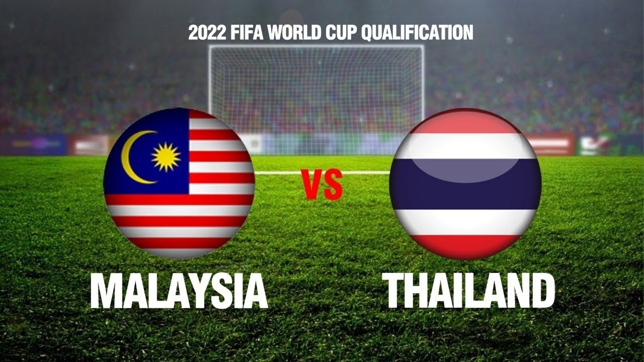 LIVE ? MALAYSIA vs THAILAND | WORLD CUP 2022 | FRIENDLY MATCH
