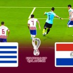 PES 2021 | Uruguay vs Paraguay | FIFA World Cup 2022 | Gameplay PC