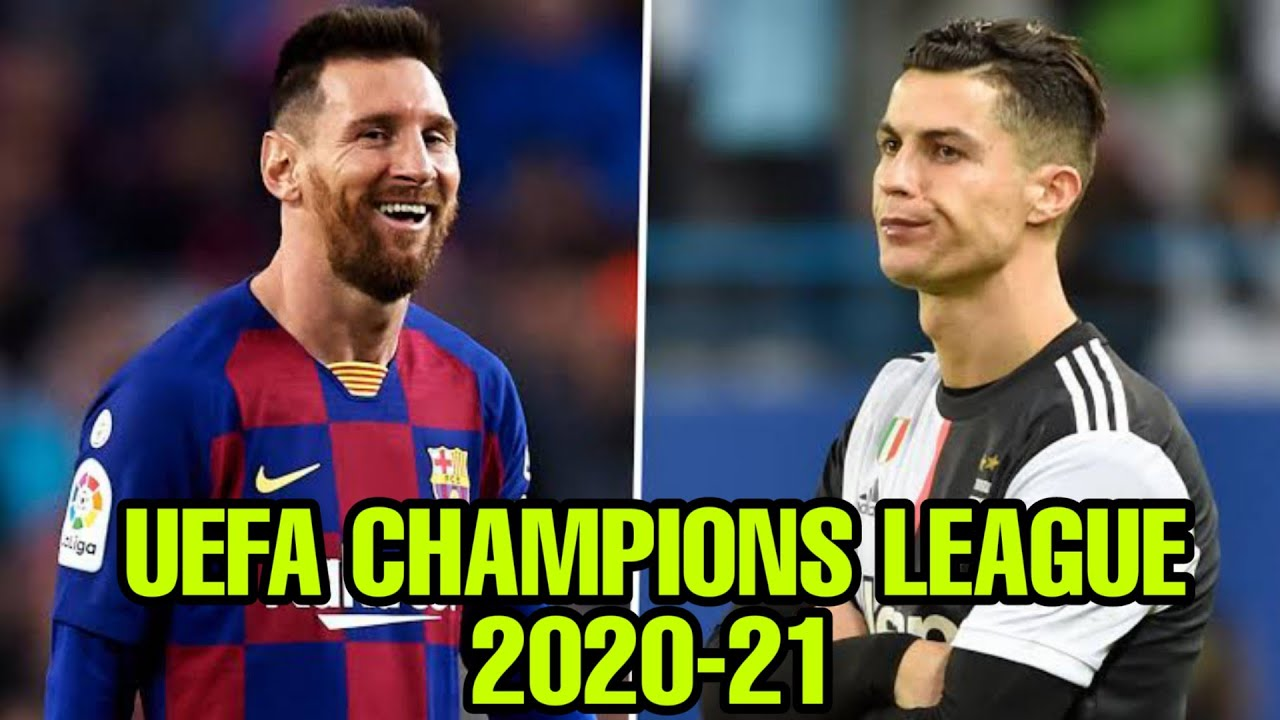 UEFA Champions League 2020-21••Full Schedule and Group•• Who will win?
