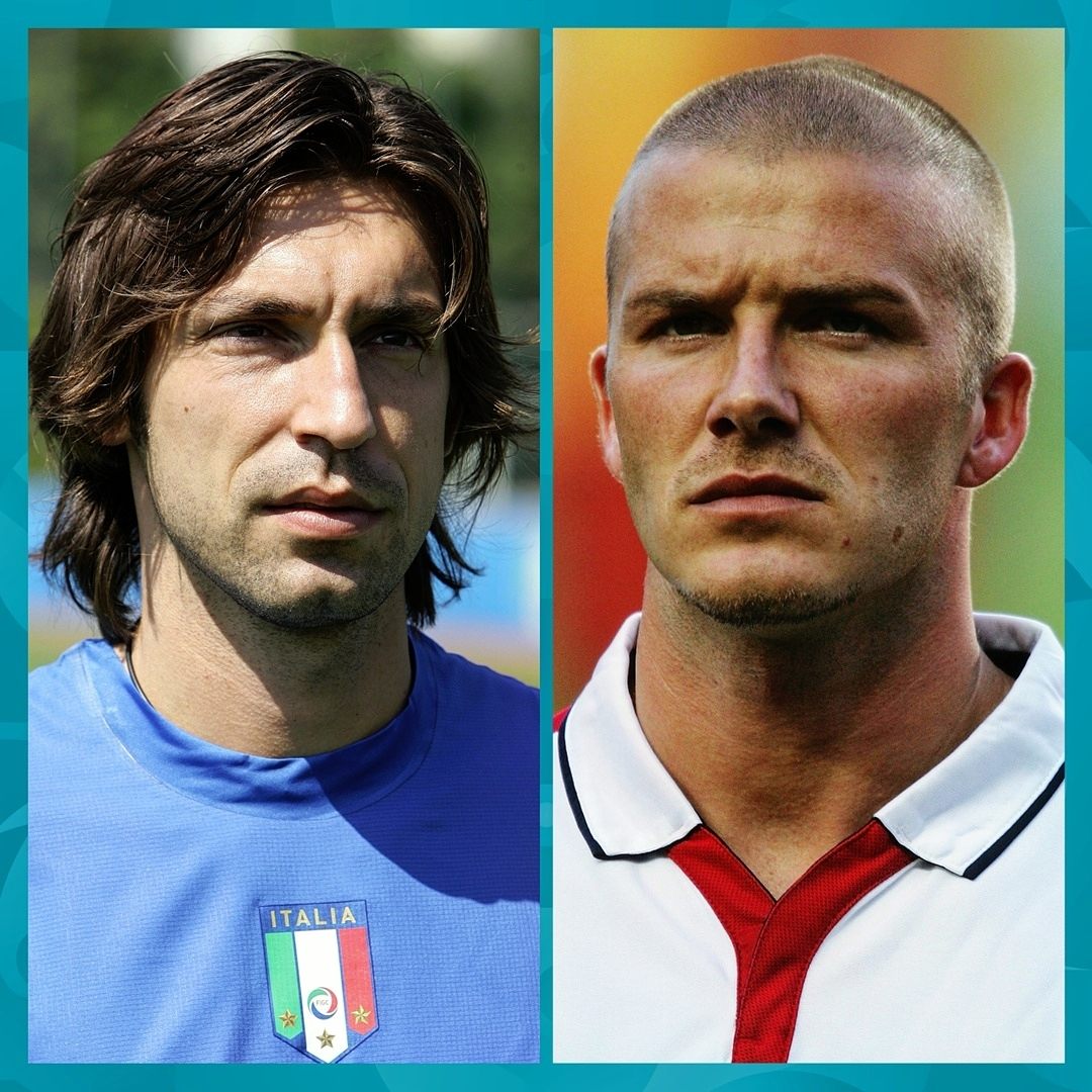 Pirlo or Beckham: who would you put on set-pieces? ...