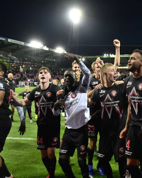 party!  They beat Celtic 2-1 after extra-time in Denmark to win 3-2 on aggrega...