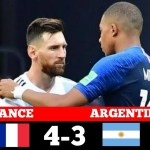 Argentina vs France 3-4 Goal | FIFA World Cup Russia 2018