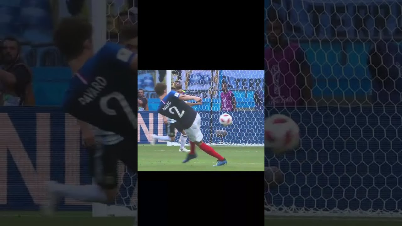 Best Goal FIFA World cup 2018 Russia?? #bestgoal#worldcup #shorts #argentina #france #pavard