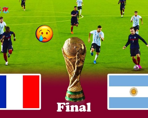 France vs Argentina - Final FIFA World Cup 2022 - Match eFootball PES 2021