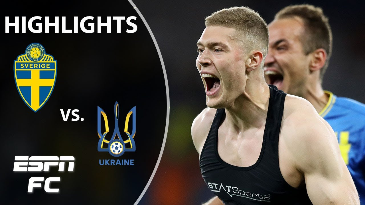 Ukraine seals EMPHATIC extra-time win vs. Sweden at Euro 2020   Highlights   ESPN FC