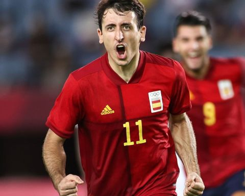 Mikel Oyarzabal at the Olympics = ____  The Spain star scored 1 and assisted an...