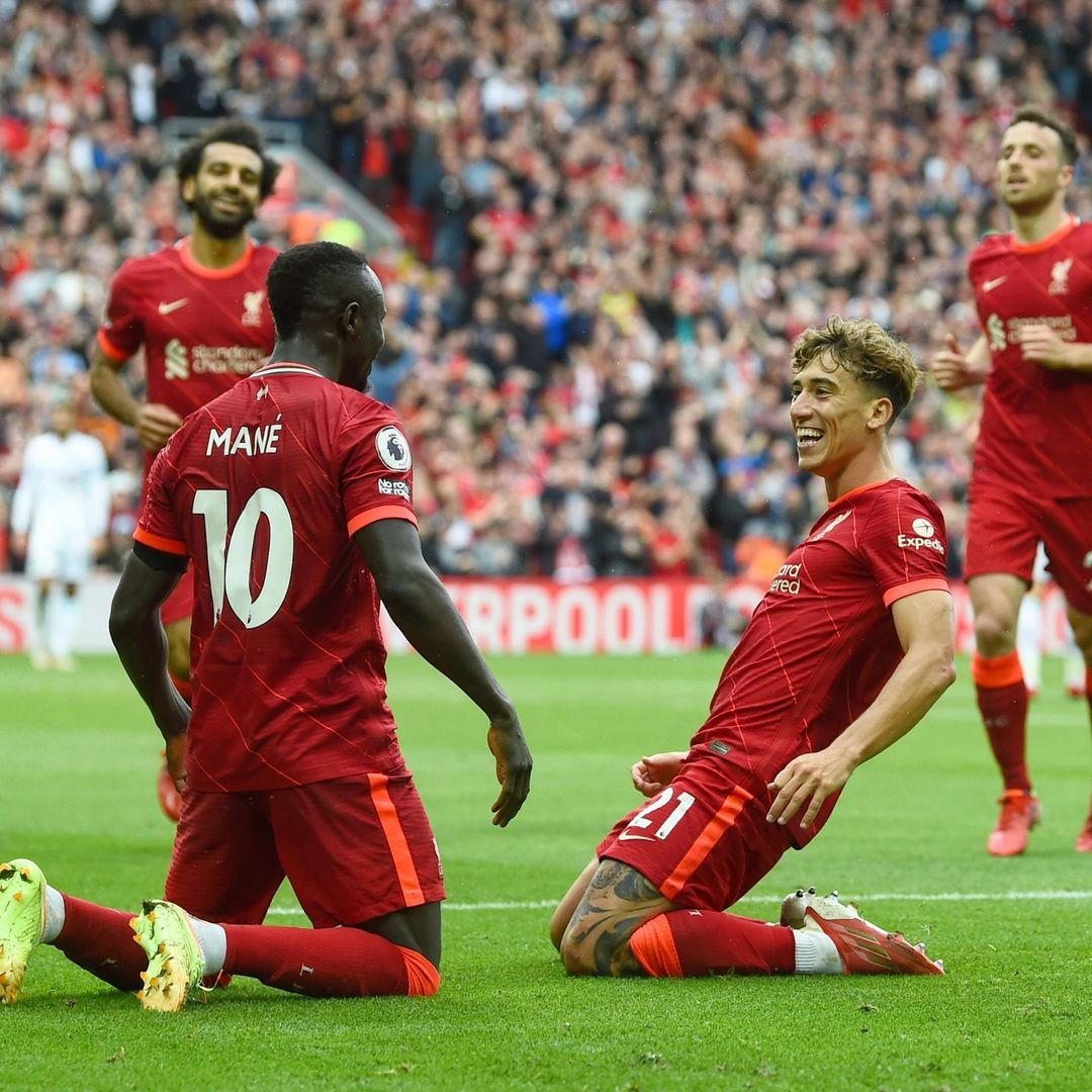 Which Liverpool players starred on Saturday?   ...