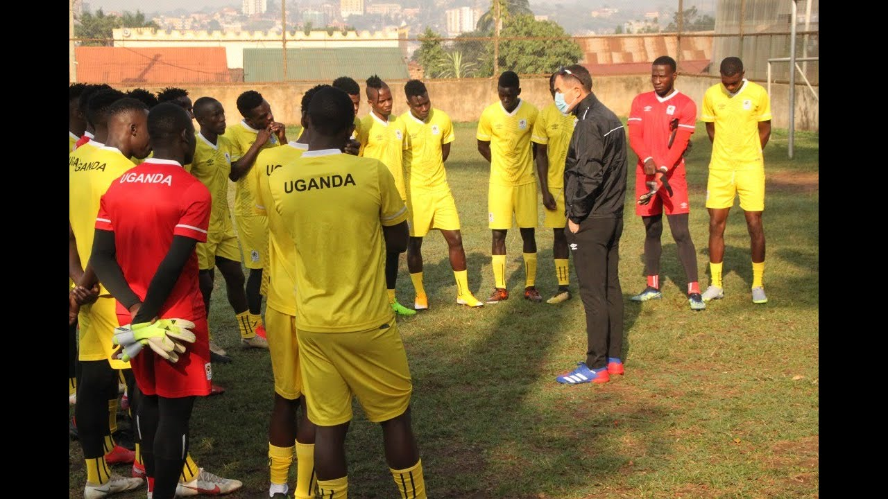 FIFA World Cup 2022: Uganda Cranes players started preparations in First Micho Session.