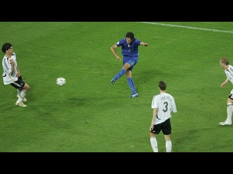 Grosso Goal vs Germany | World Cup 2006