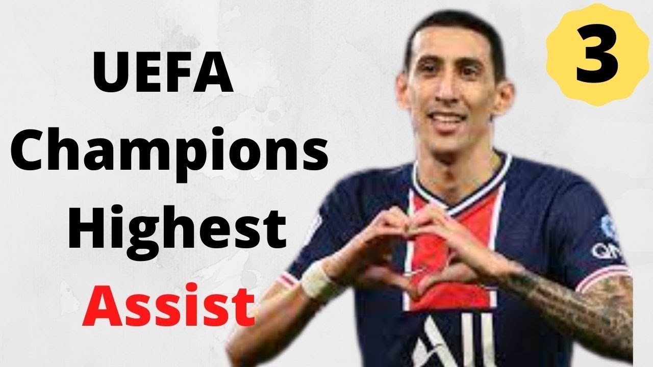 UEFA Champions League High Assist all time