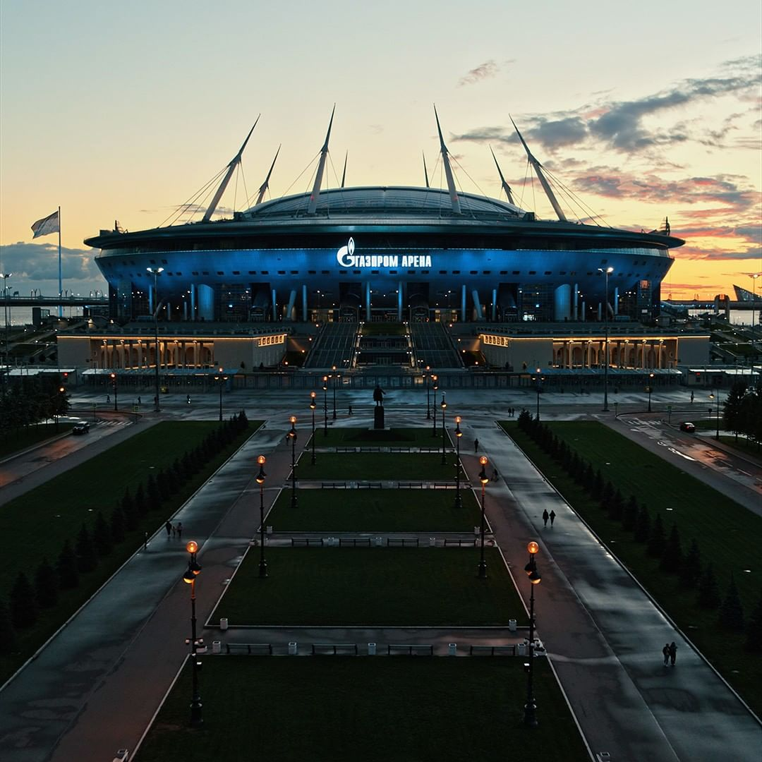 The road to Saint Petersburg starts on Tuesday! Which teams will the Gazprom A...