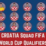 CROATIA Squad For FIFA World Cup 2022 Qualifiers - October   FootWorld