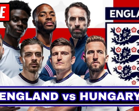 ? ENGLAND vs HUNGARY Live Stream - FIFA World Cup 2022 Qualifier Watch Along