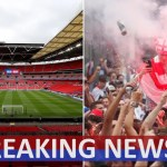 England handed Wembley stadium ban over Euro 2020 final crowd trouble