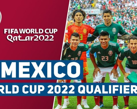MEXICO SQUAD FIFA WORLD CUP 2022 - CONCACAF QUALIFIER