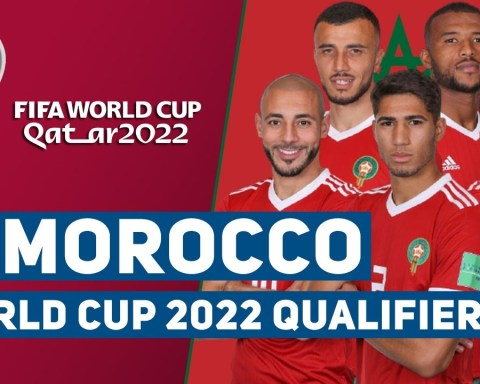 MOROCCO SQUAD FIFA WORLD CUP 2022 - AFRICA QUALIFIERS