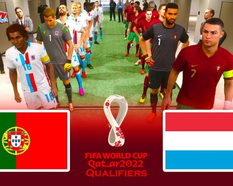 Portugal vs Luxembourg   FIFA World Cup 2022 Qualifiers   Match eFootball PES 2021