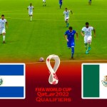 Salvador vs Mexico | FIFA World Cup 2022 Qualifiers | Match eFootball PES 2021 Gameplay
