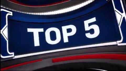 NBA Top 5 Plays Of The Night | September 9, 2020