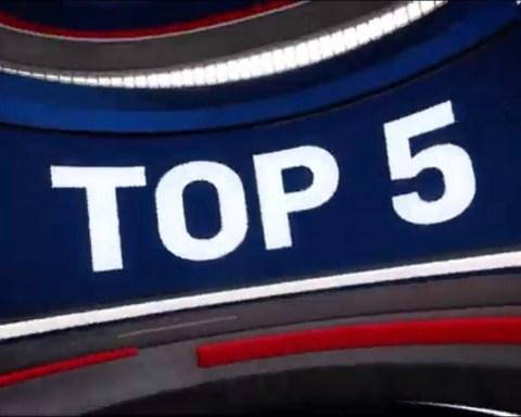NBA Top 5 Plays Of The Night | September 22, 2020