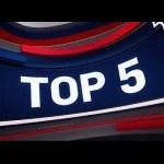 NBA Top 5 Plays Of The Night | September 25, 2020