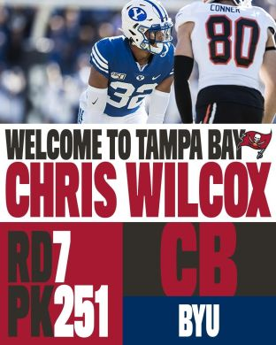 Welcome to Tampa Bay,   ...