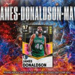 Locker Code  Use this code for GO James Donaldson. Available for one week.  Once...