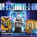 Locker Code  Use this code for a Hyperdrive II Pack, Badge Pack, or tokens.  Ava...