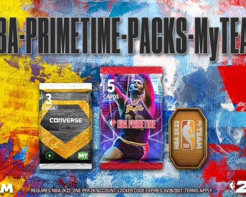 Locker Code  Use this code for an NBA Primetime Pack, Converse Shoe Pack or a to...