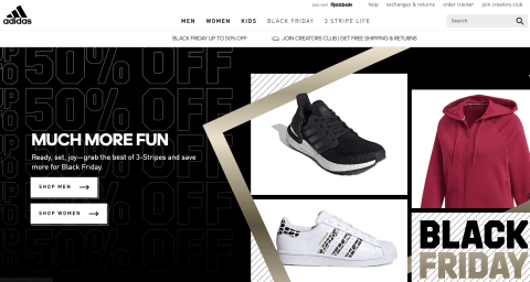Black Friday 2020 Deals, Coupons, Discounts Adidas