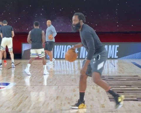 Coming off 49p/9r/8a/3b and the W against DAL, James Harden gets set for  on ABC...