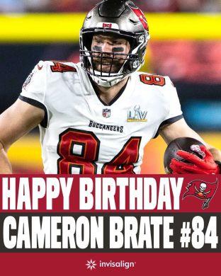 Happy birthday, Cam! ...