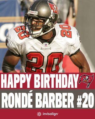 Happy birthday, Rondé! ...