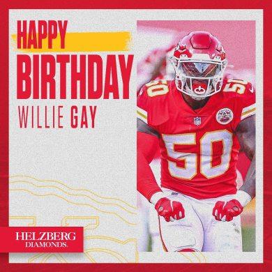 Happy birthday, Willie!...