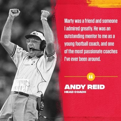 Those who knew Marty best reflect on his impact....