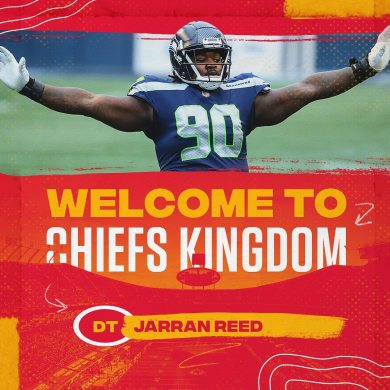 We have officially signed DT Jarran Reed!...