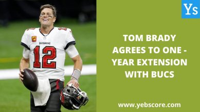 TB12 is staying in Tampa for another season  #NFL #SuperBowl #NFLSuperBowl #nfl2...