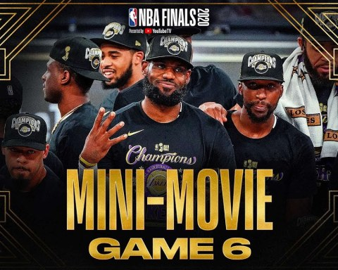 2020 #NBAFinals Game 6 Mini-Movie: Lakers Claim Banner 17 ?