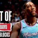 Best Of Bam Adebayo Blocks