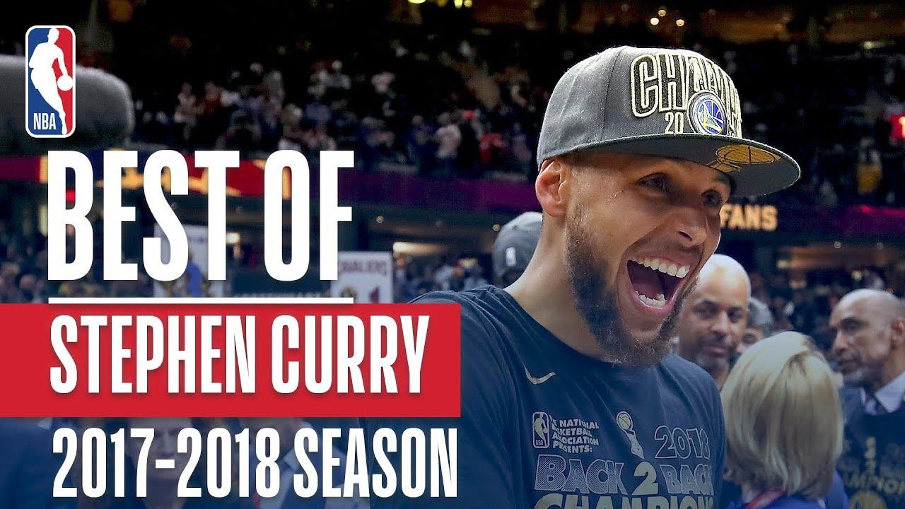 Best of Stephen Curry | 2017-2018 NBA Season