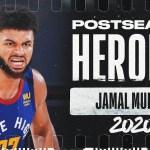 ? Jamal Murray's 2020 Playoffs Run So Far? | #PostseasonHeroics