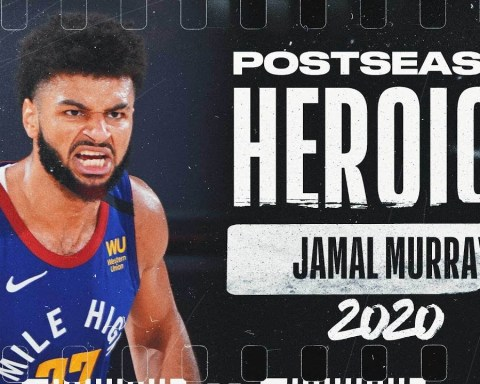? Jamal Murray's 2020 Playoffs Run So Far? | #PostseasonHeroics