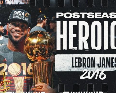 LeBron James' ? 2016 Playoff Journey | #PostseasonHeroics