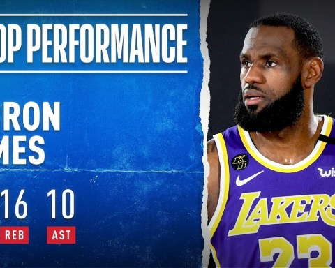 LeBron's Stellar Triple-Double Lifts Lakers to NBA Finals!