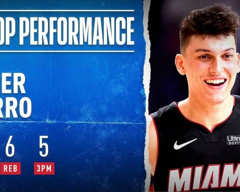 Tyler Herro ERUPTS For #NBAPlayoffs Career-High 37 PTS!