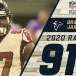 #91: Grady Jarrett (DT, Falcons) | Top 100 Players of 2020 | NFL