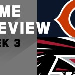 Chicago Bears vs. Atlanta Falcons | Week 3 NFL Game Preview