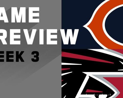 Chicago Bears vs. Atlanta Falcons | Week 3 NFL Game Preview