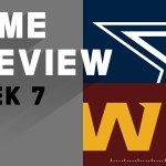 Dallas Cowboys vs. Washington Football Team | NFL Week 7 Game Preview
